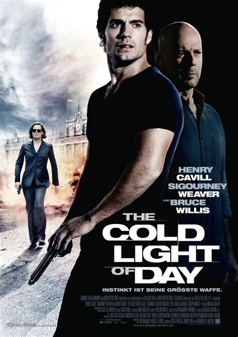 Cold Light Of Day by The Cold Light Of Day Cineman