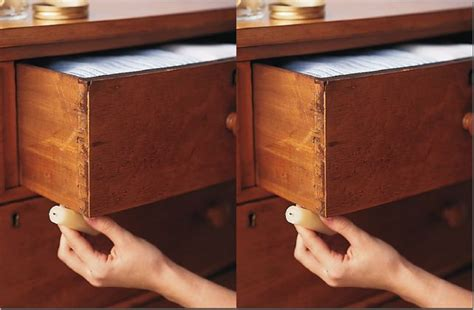 How To Get A Stuck Drawer Open by How To Make A Dresser Drawer Slide Easier Woodworking