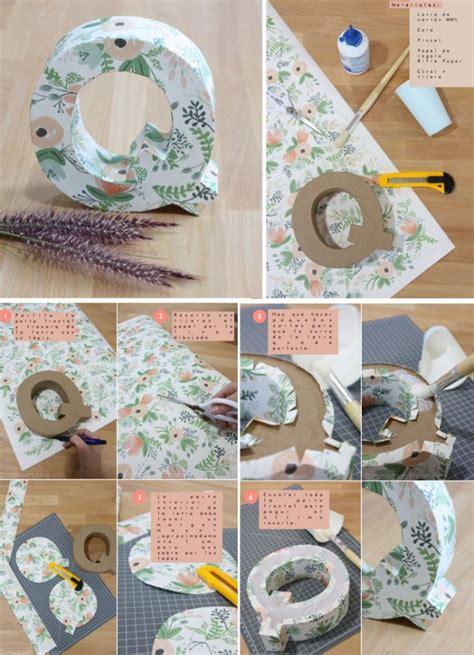 como decorar letras en papel 191 c 243 mo decorar letras utilizando papel de regalo con flores