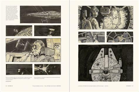 star wars storyboards star wars storyboards and costumes two original trilogy originals