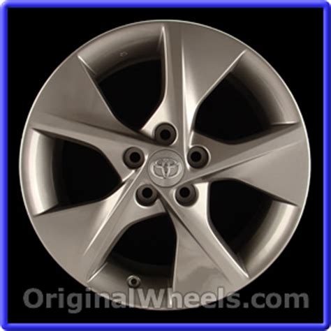 2012 Toyota Camry Wheel Bolt Pattern 2012 Toyota Camry Rims 2012 Toyota Camry Wheels At