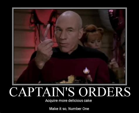 Capt Picard Meme - image 168055 i want the o jays and birthday funnies