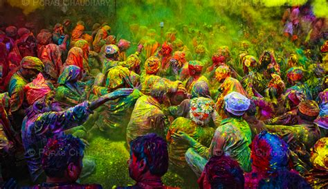 colors by india holi the indian festival of colors
