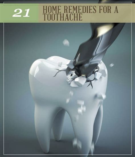 Toothache While Detoxing 21 home remedies for a toothache remedies and