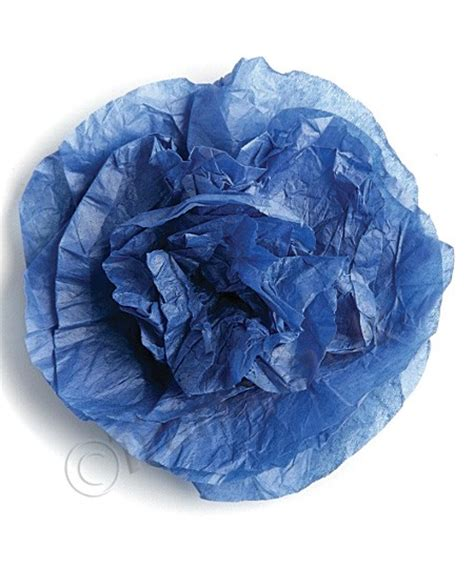 royal blue tissue paper buy royal blue acid free tissue paper 500 x 750mm bulk discounts and next day delivery available