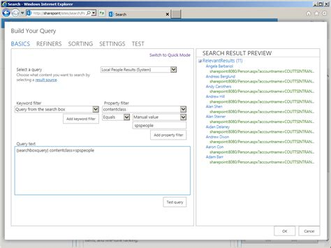 Search In How To Create A Simple Sharepoint 2013 Directory