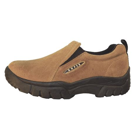 roper 174 suede leather slip on shoes 112499 casual shoes