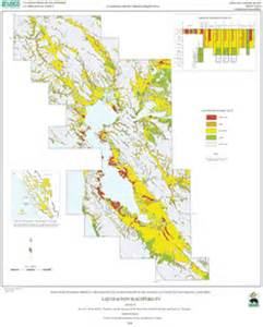 Usgs San Francisco Earthquake Map by Liquefaction Hazard Maps
