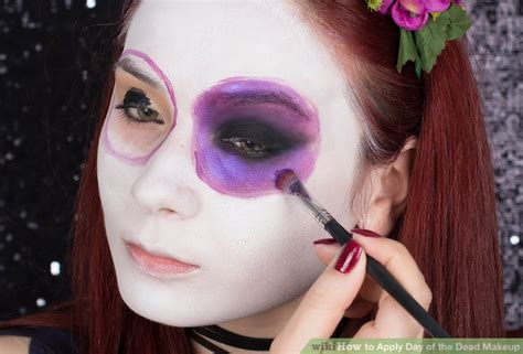 Maybelline Mascara Veh Black V2 how to apply day of the dead makeup 14 steps with pictures