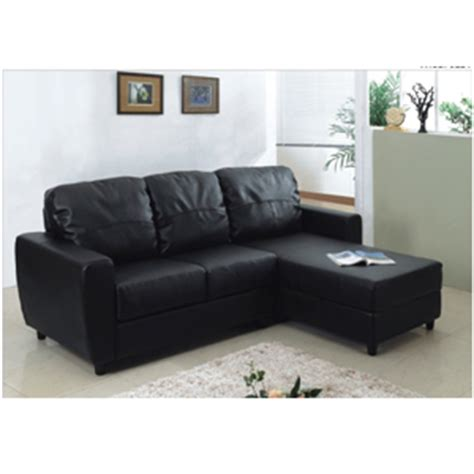 Sofa Bed L Shape by Leather Convertibles L Shaped Convertible Sofa Bed S305bk