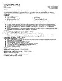 Fbi Analyst Cover Letter by Fbi Analyst Sle Resume