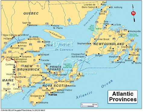 map of eastern usa and canada eastern canada usa map canada s east coast