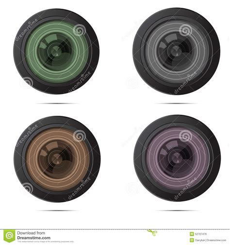 Camera Zoom Lens Photo Studio Logo And Business Stock Photo Image 52707476 Lens Studio Templates