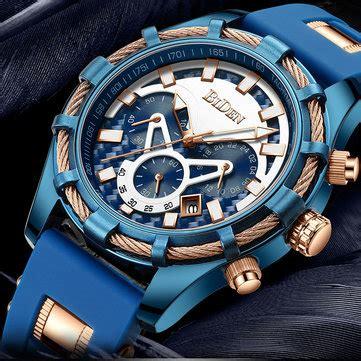 biden 0117 waterproof work dials watches at banggood