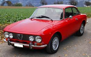 Alfa Romeo 2000 Gtv Alfa Romeo 2000 Gtv Coupe Only Cars And Cars