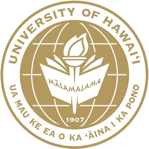 of hawaii logo of hawaii at manoa