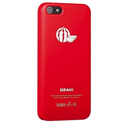 Sh103 Iphone 5 5s Fruit ozaki o coat fruit watermelon iphone 5 5s se skroutz gr