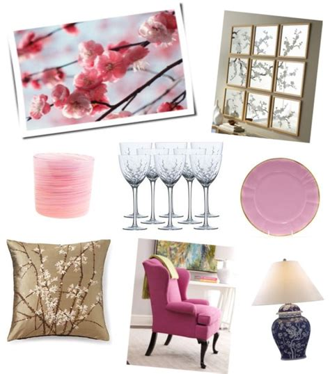 cherry decorations for home cherry blossoms decor popsugar home