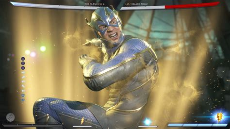 The Flash 2 injustice 2 the flash list combos and strategies usgamer