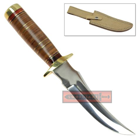 j2 stainless steel wild stag polished kitchen cutlery style knife wood handle wild stag polished j2 stainless steel unique clip point
