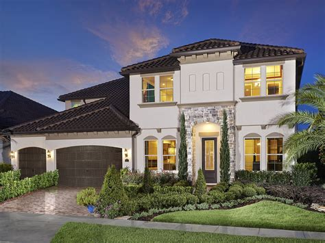 mabel bridge new homes in orlando fl by kb home
