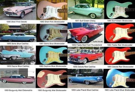 fender guitar colors vintage tone one of the only true fender custom color is