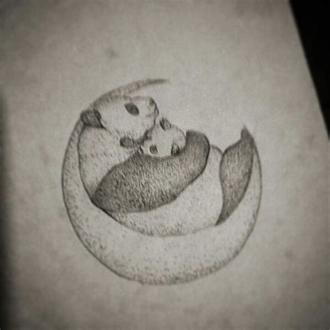 my daughters panda tattoo panda stuff pinterest 363 best images about panda tattoos on pinterest