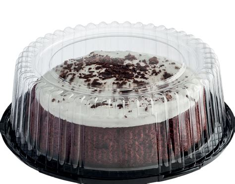 10 Inch Plastic Cake Container Dome Lid - plastic cake dome container clearview 174 cake plastic