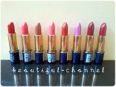 Lipstik Inez No 10 beautiful channel viva lipstick no 5 no 2 no 22 no