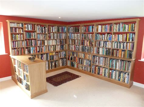 custom made fitted bookcases fitted furniture shelving