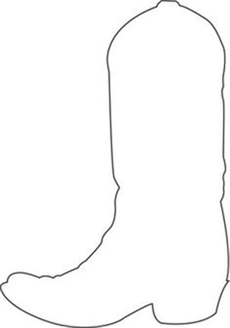 boot cake template boots coloring page clipart panda free clipart images