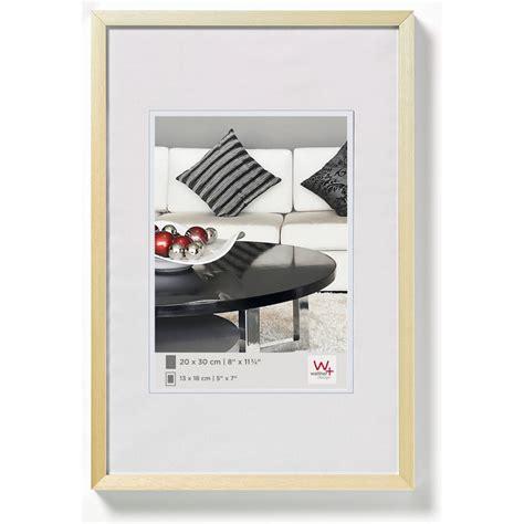 cornice 50x60 walther cornice in alluminio chair 50x60 cm oro vetro