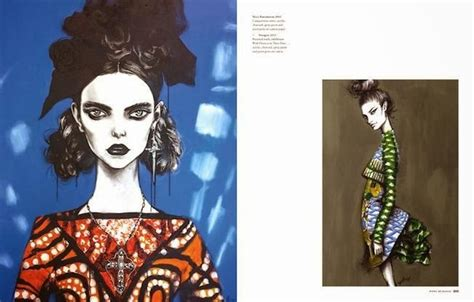 illustration now fashion multilingual edition books painted world of fashion the garage starlets