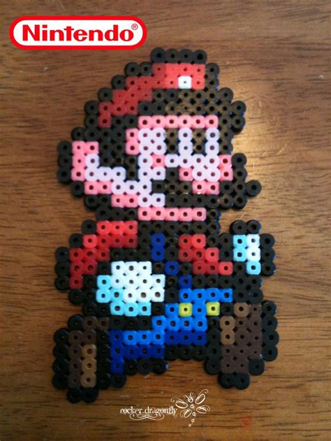 mario fuse 61 best images about mario perler on princess