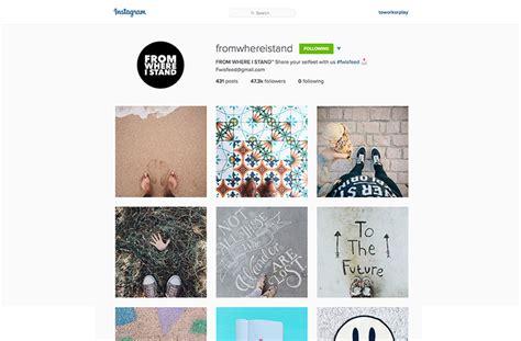theme creator instagram instagram themes the new portfolio to work or playto