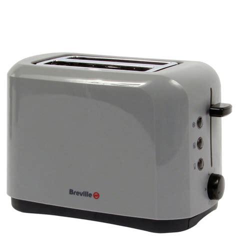 Silver Toaster Breville 2 Slice Silver Toaster Homeware Thehut
