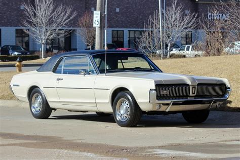1967 mercury cougar 19k miles 2 owner 289 4spd for sale muscle cars collector antique and