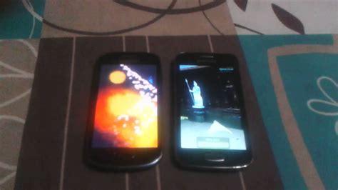 Samsung Ace 3 Vs S3 Mini samsung s3 mini i8190 vs samsung ace 3 s7275 en antutu benchmark
