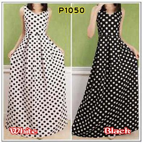 Carissa Dress Putih Ld 105 baju remaja adelia polka p1050 model busana wanita modis