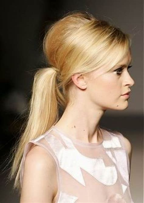 Types Of Ponytails For Hair by Hair Extensions Types Different Styles Of Ponytails For