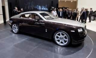 How Much Is A 2014 Rolls Royce 2014 Rolls Royce Wraith Photos And Info Car News Car