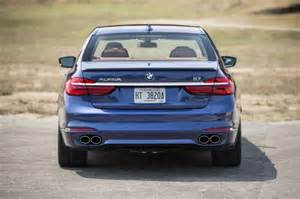 Alpina Bmw 2017 Bmw Alpina B7 Drive Review A Better Bmw