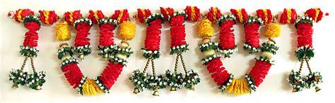 Handmade Diwali Decorations - diwali handmade toran door decoration happy diwali 2017