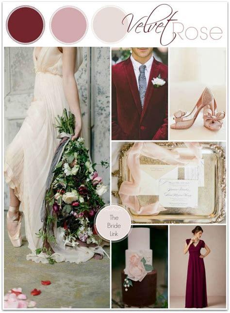winter wedding color ideas link