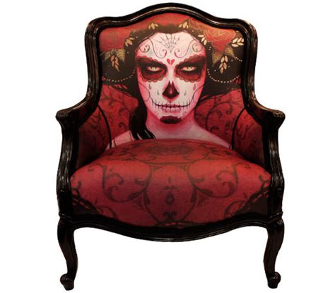 scary couch maria throne mommy your horror chair is here