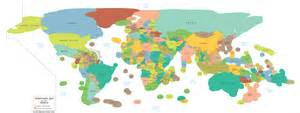 country map world fascinating world map includes countries territory