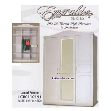 Lemari Olimpik 3 Pintu lemari olympic pintu 3 lcb0110191 emerald agen olympic