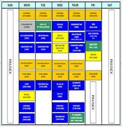 monthly schedule calendar template calendar template 2016