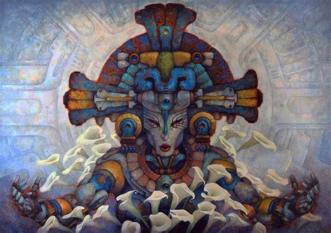 imagenes aztecas mexicas mayas y mexicas futuristas en la obra de ciencia ficci 243 n