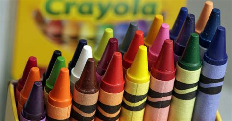 crayola color national crayon day crayola will retire one of its iconic